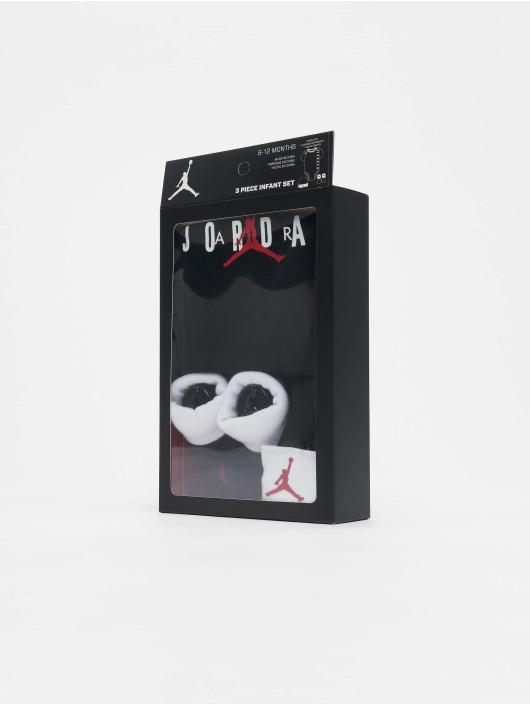 Jordan More Air 3 Pieces Box black