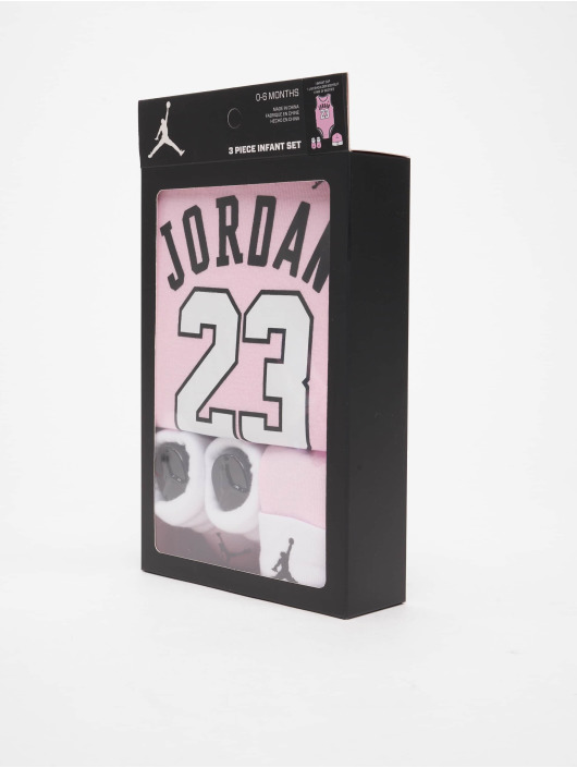 Jordan More Jordan 23 Jersey pink