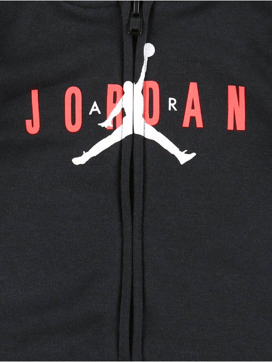 Jordan Muut Jumpman Air Full Zip musta