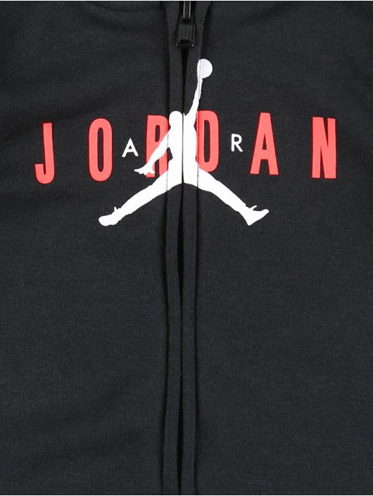 Jordan Ostatní Jumpman Air Full Zip čern