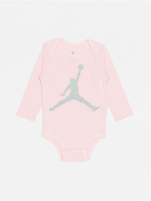 Jordan Other L/S Jumpman pink