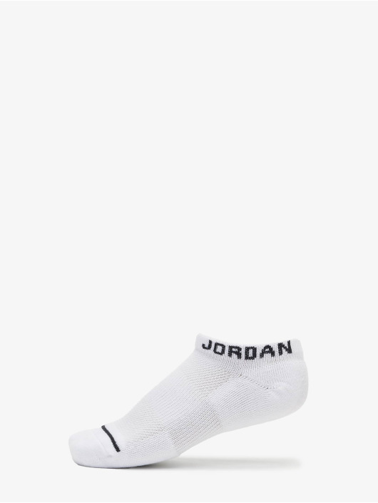 Jordan Ponožky Jumpman No Show 3 Pack èierna