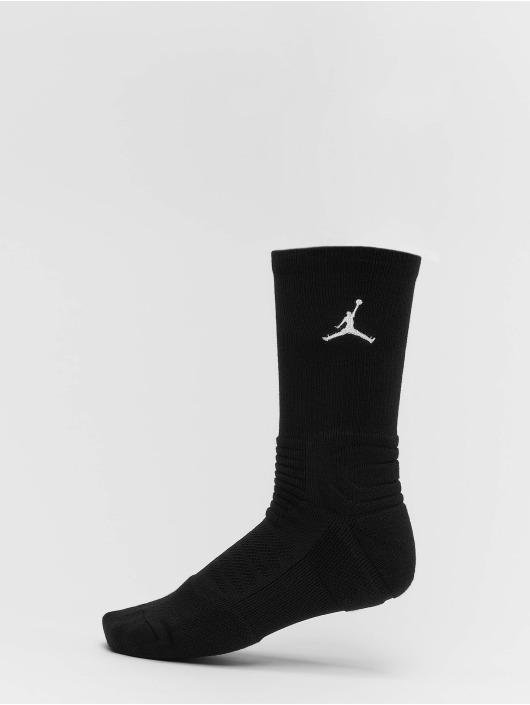 Jordan Ponožky Jordan Flight Crew èierna