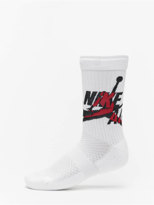 Jordan Ponožky Legacy Crew Jump Classic biela