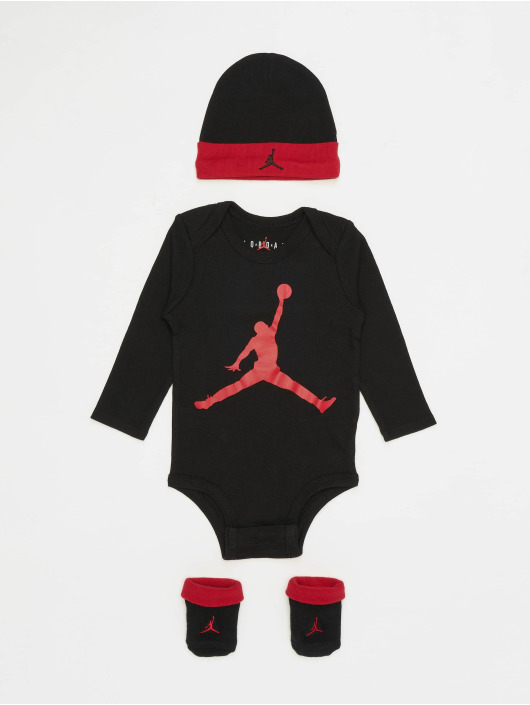Jordan Pozostałe L/S Jumpman czarny