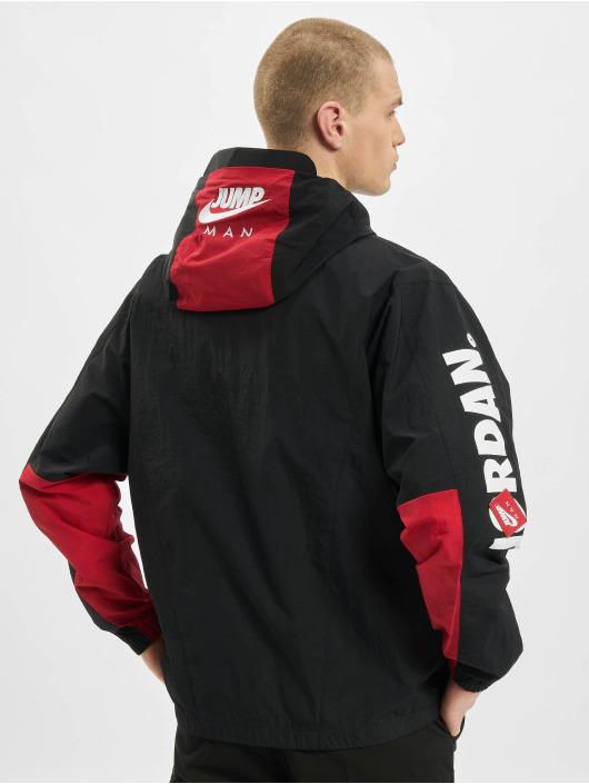 Jordan Prechodné vetrovky Jumpman Classics èierna