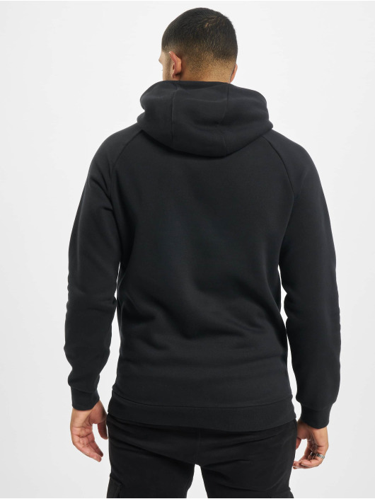 Jordan Pullover Jumpman Logo Fleece schwarz