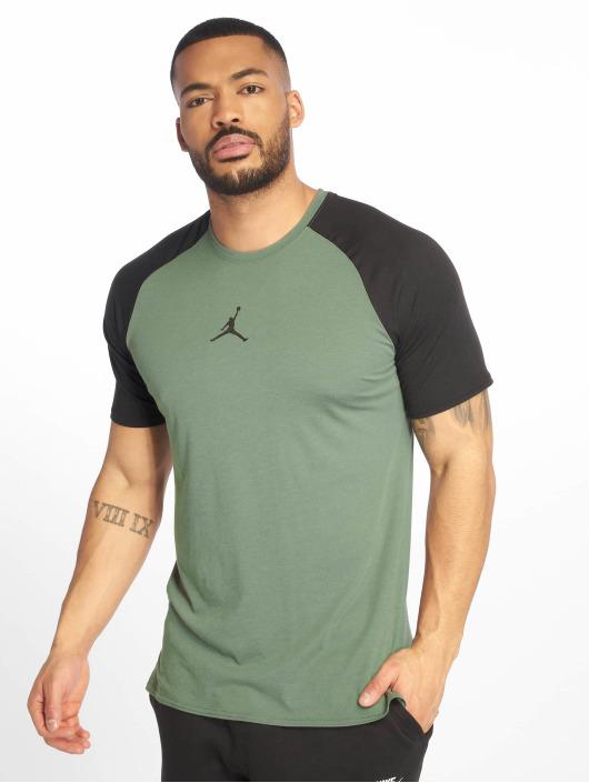 Jordan Shirts sportive Dry 23 Alpha oliva