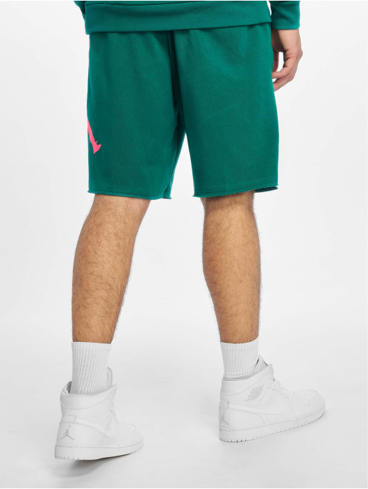 Jordan Short Jumpman Logo Fleece green