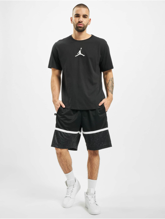 Jordan Short Jumpman Graphic noir