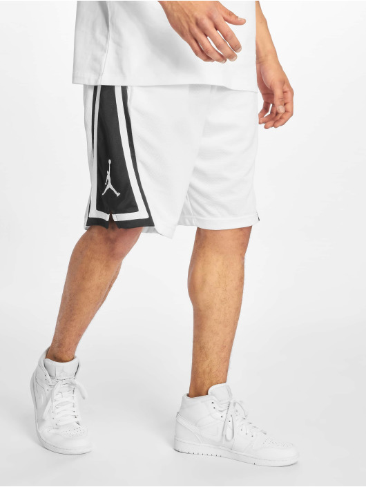 Jordan Short Franchise white