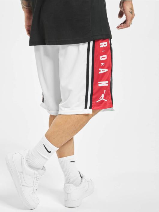Jordan Short HBR Basketball white