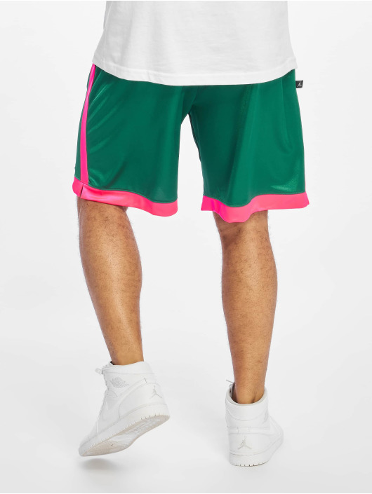 Jordan Shorts Shimmer grün