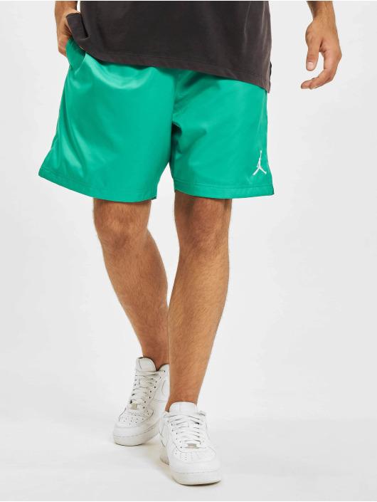 Jordan Shorts Jumpman grün