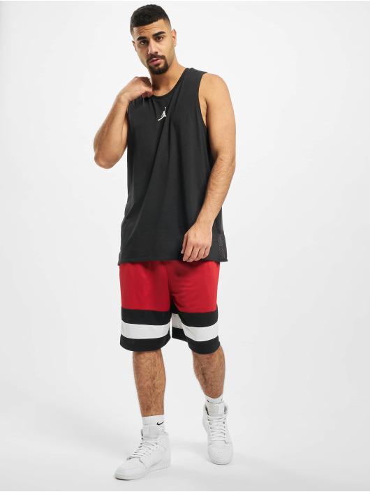 Jordan Shorts Jumpman Bball rot