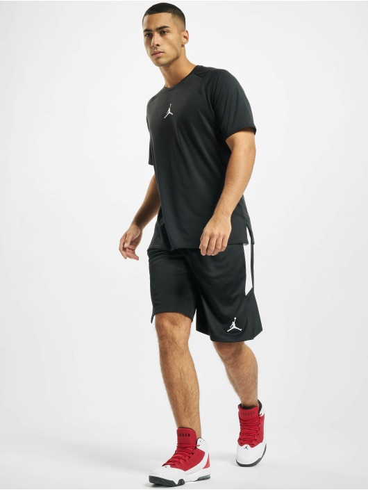 Jordan Shorts Dri-FIT 23 Alpha Training schwarz