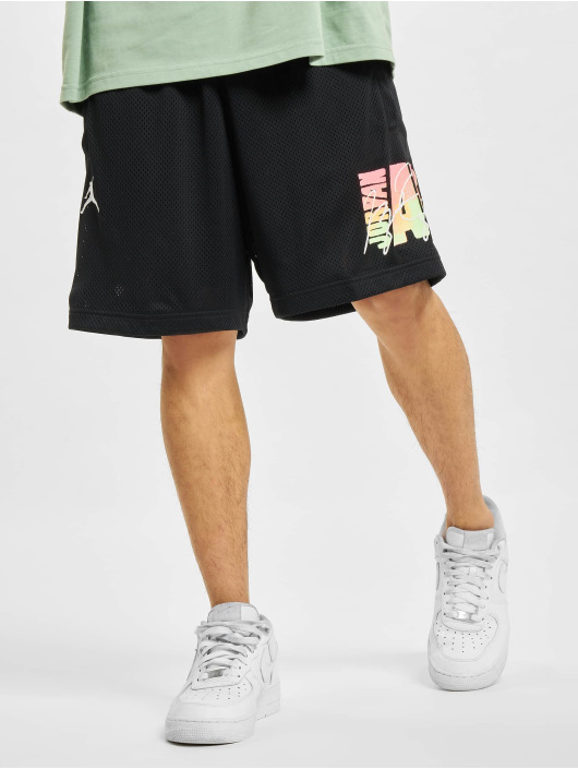 Jordan Shorts M J Sprt Dna Hbr Msh schwarz