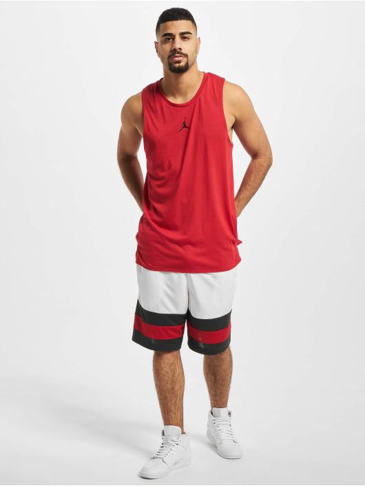 Jordan Shorts Jumpman Bball weiß
