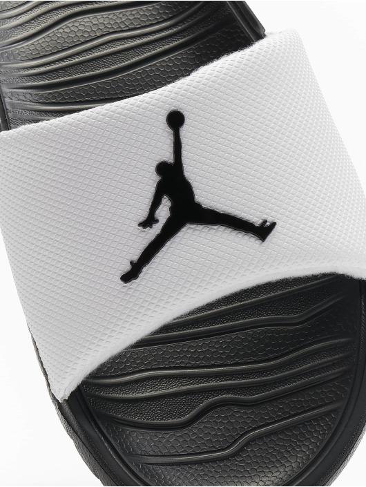Jordan Slipper/Sandaal Break Slide wit