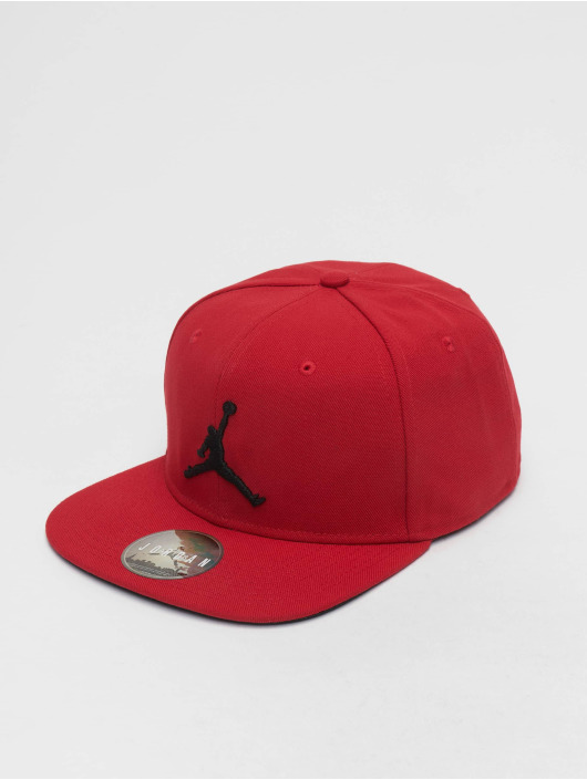 Jordan Snapback Cap Pro Jumpman red