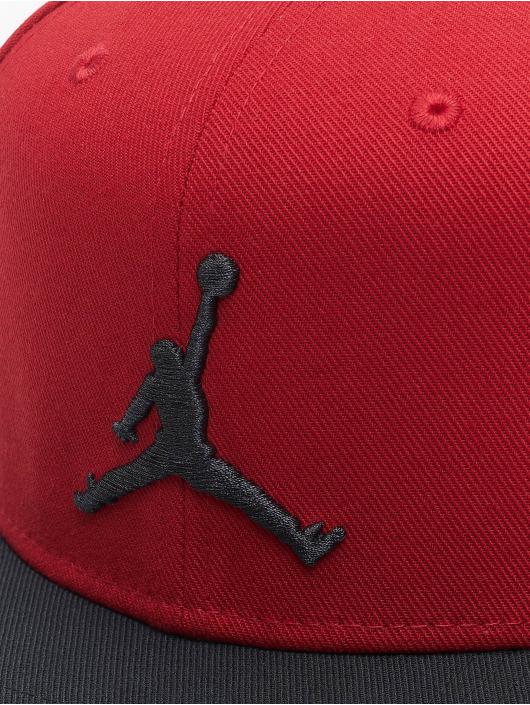 Jordan Snapback Cap Pro Jumpman rot