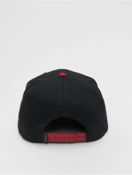 Jordan Snapback Cap Pro Script schwarz
