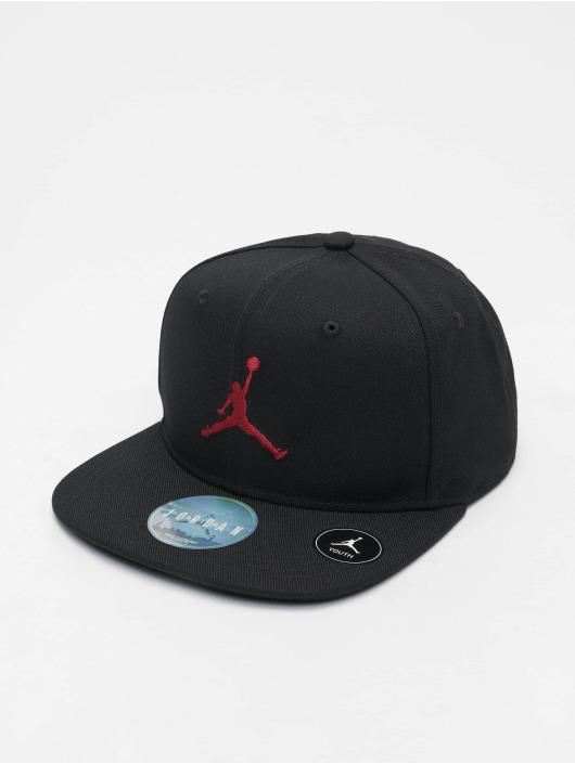 Jordan Snapback Cap Jumpman schwarz