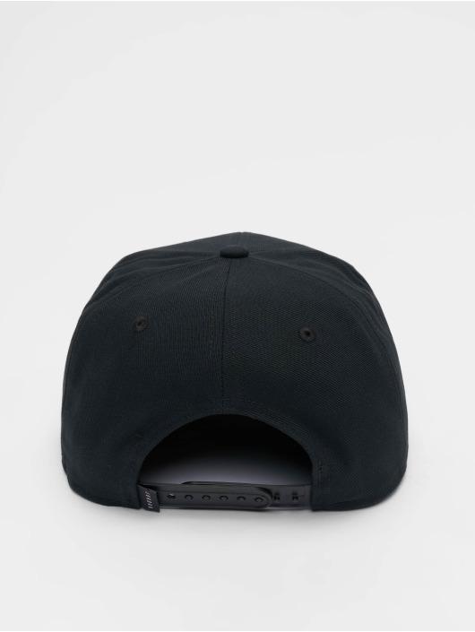 Jordan Snapback Caps Pro Jumpman čern