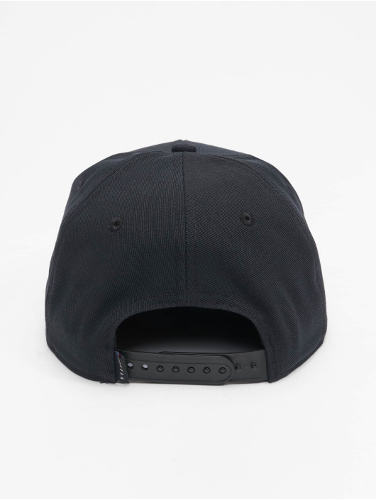 Jordan Snapback Caps Jan Cropped čern