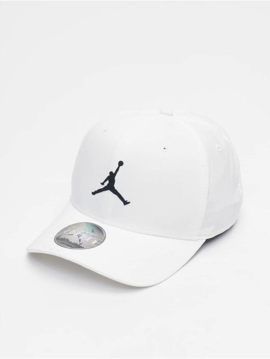 Jordan Snapback Caps CLC99 bialy