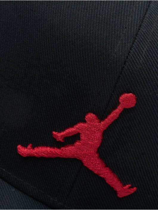 Jordan Snapback Caps Pro Jumpman czarny