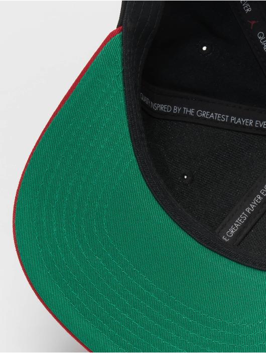 Jordan Snapback Caps Pro Script czarny