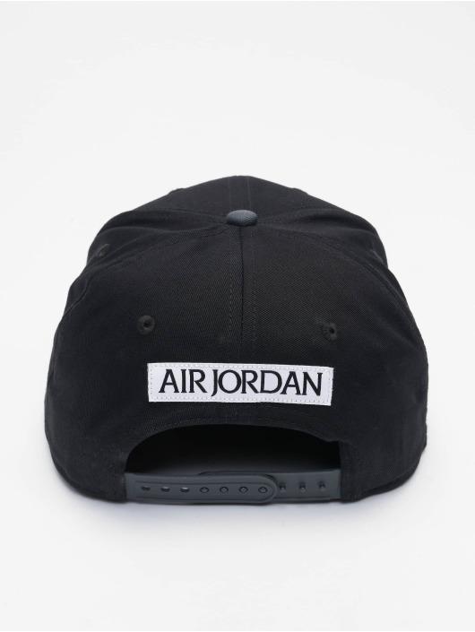 Jordan Snapback Caps JM Pro Classics czarny