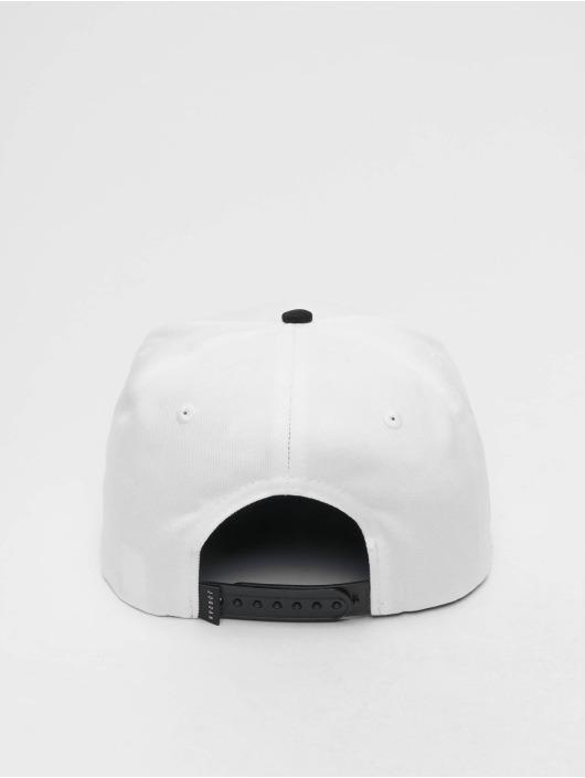 Jordan Snapback Caps Pro Script hvit