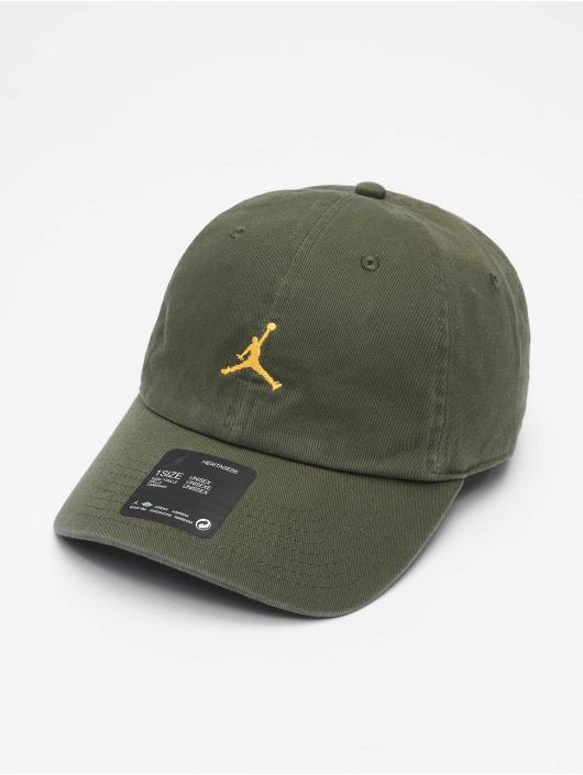 Jordan Snapback Caps H86 Jumpman Floppy khaki