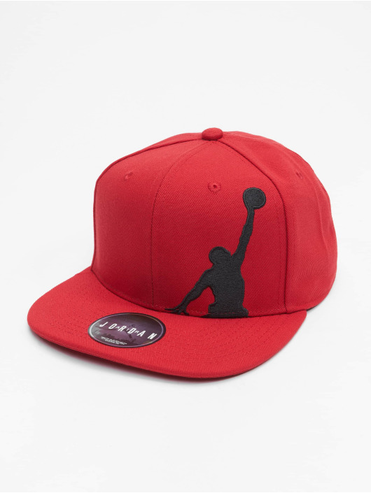 Jordan Snapback Caps Jan Cropped mangefarvet