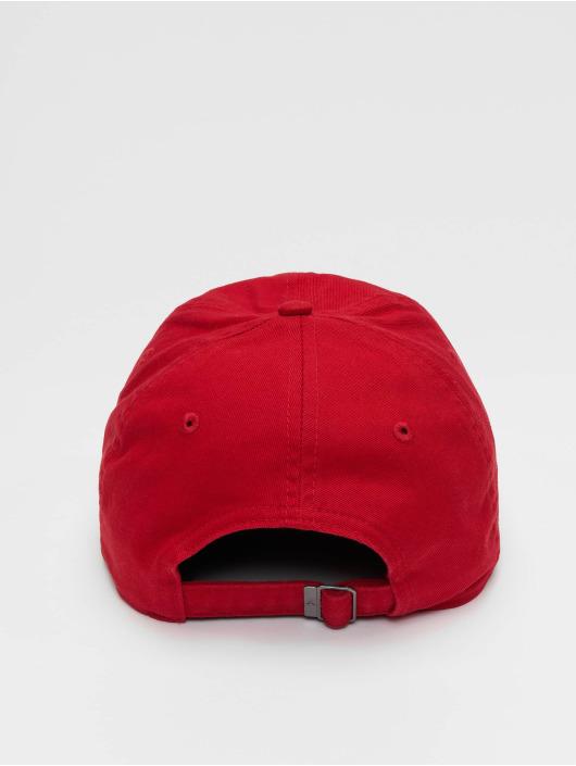 Jordan Snapback Caps H86 Jumpman Floppy red