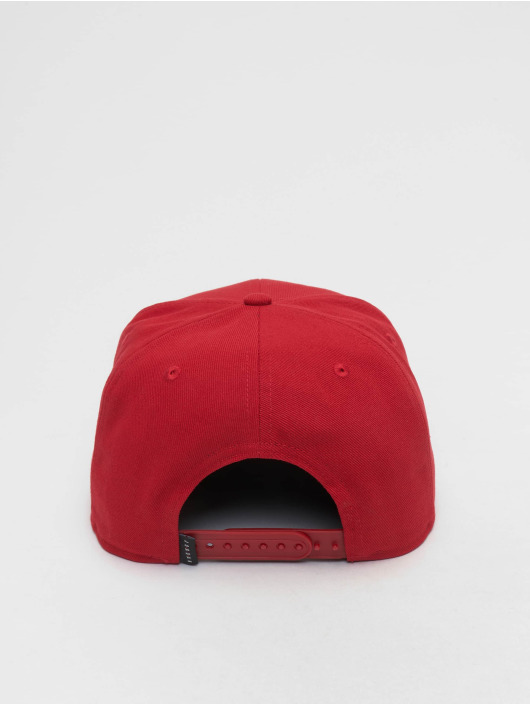 Jordan Snapback Caps Pro Jumpman red
