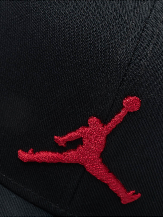 Jordan Snapback Caps Pro Jumpman svart
