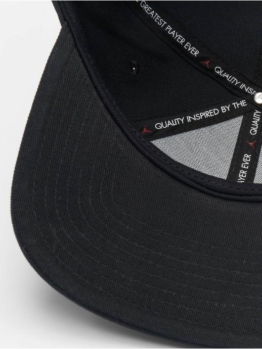 Jordan Snapback Caps Pro JM Air HBR svart