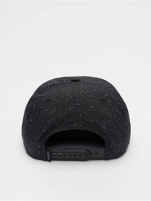 Jordan Snapback Caps Poolside svart