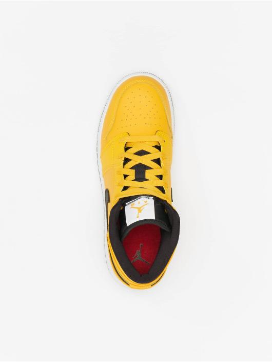 Jordan Sneaker Air Jordan 1 Mid (GS) goldfarben