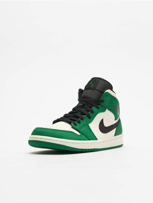 Jordan Sneaker Air 1 Mid Se grün