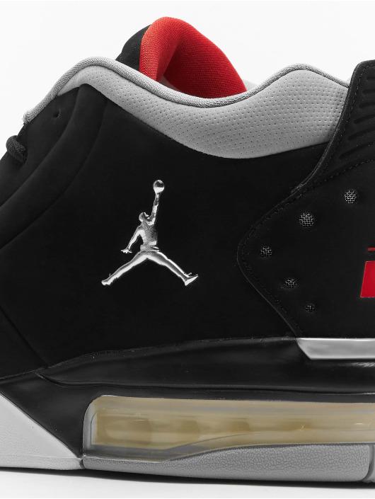 Jordan Sneaker Big Fund nero