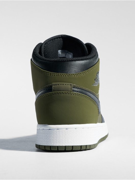Jordan sneaker Air Jordan 1 Mid (GS) olijfgroen