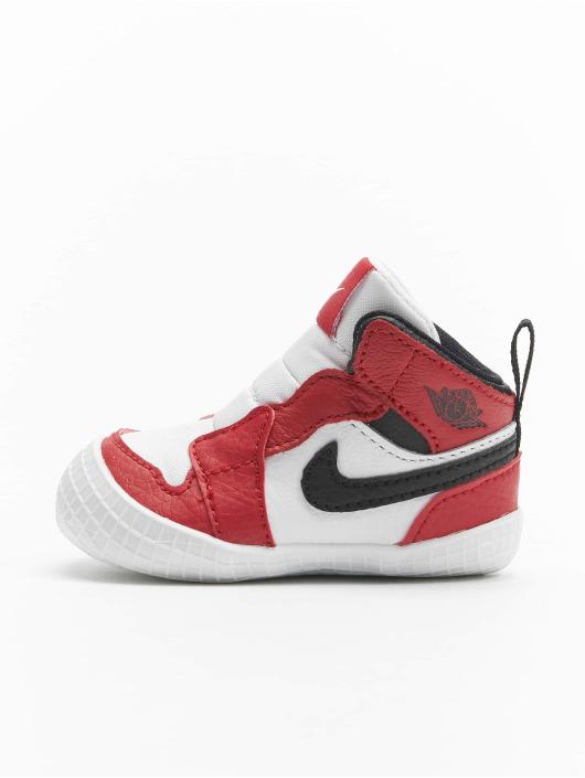 Jordan Sneaker 1 rot