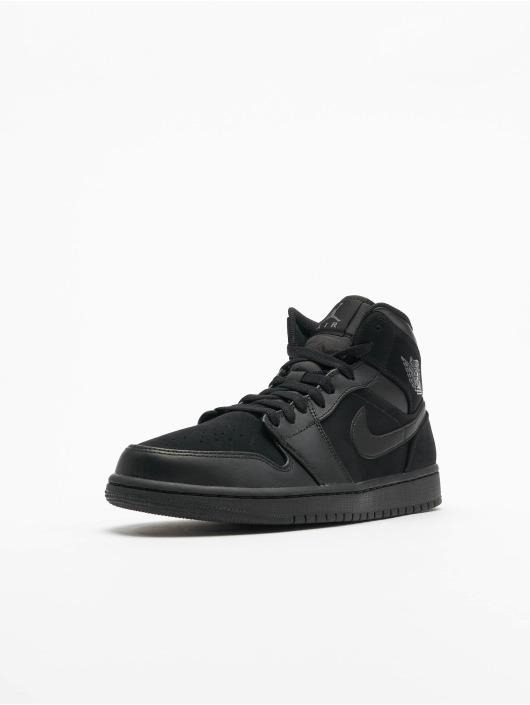 cc62a40194 Jordan Herren Sneaker Air Jordan 1 Mid in schwarz 467996