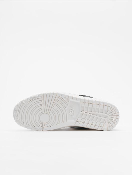 Jordan Sneaker Air 1 Retro High Double Strap schwarz
