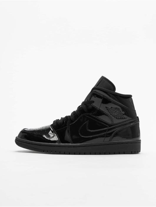 official photos dd4a4 51299 ... Jordan Sneaker Air Jordan 1 Mid schwarz ...
