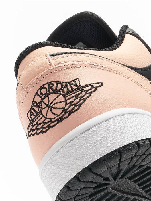 Jordan Sneaker Air Jordan 1 Low schwarz
